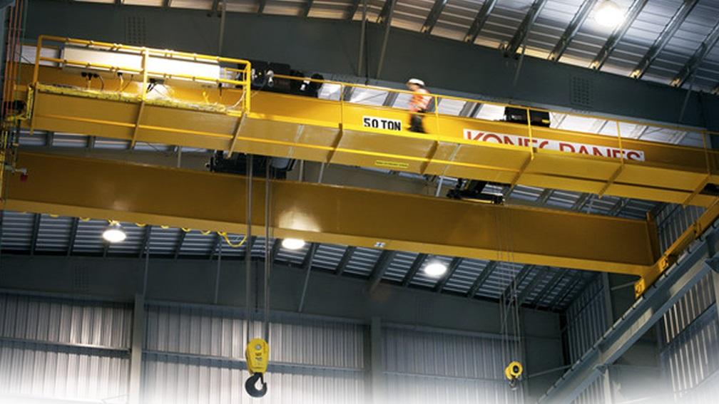 Over Head Cranes : Top overhead cranes manufacturers suppliers