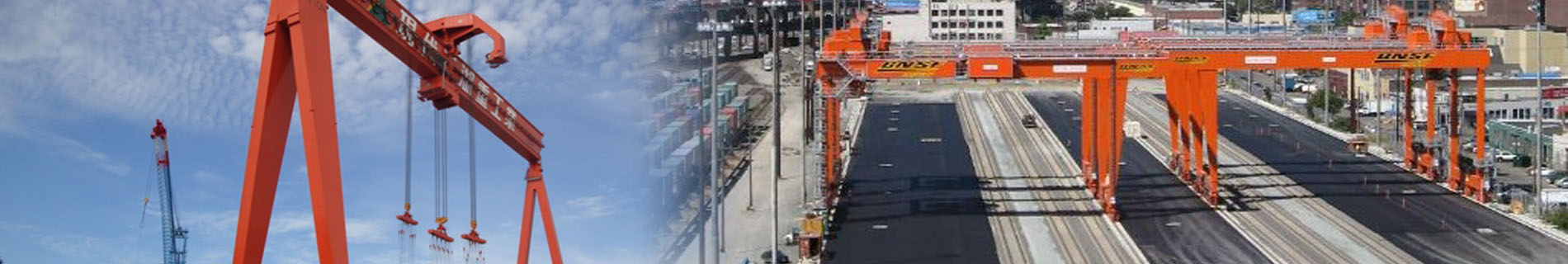 Crane Manufacturers banner