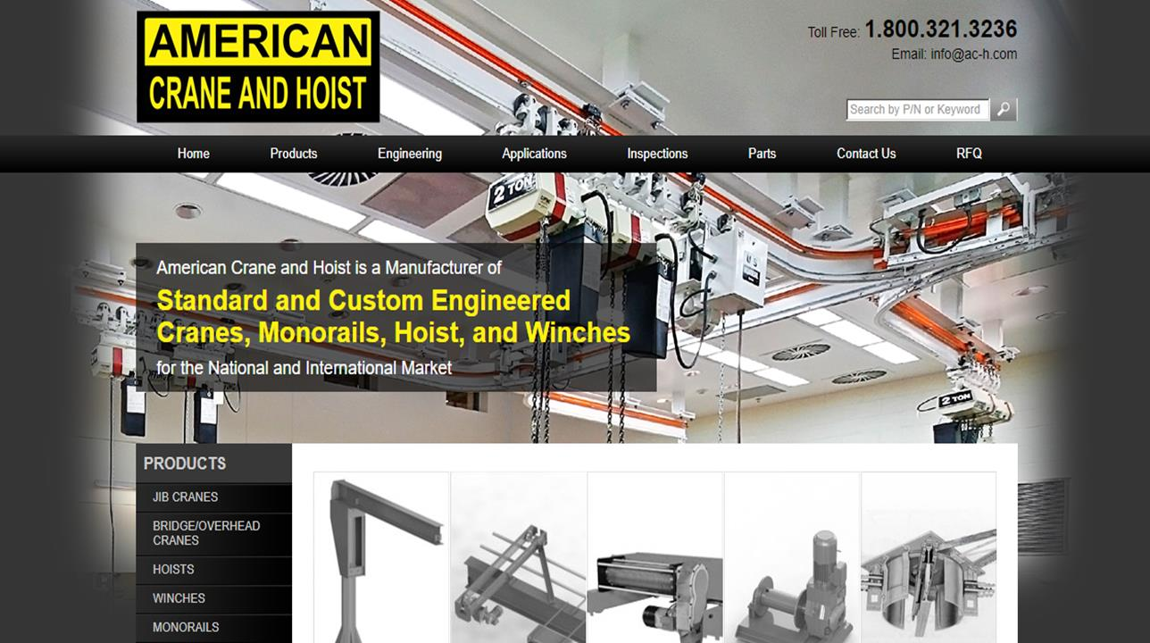 More Crane Manufacturer Listings