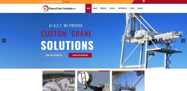 Advanced Crane Technologies, LLC