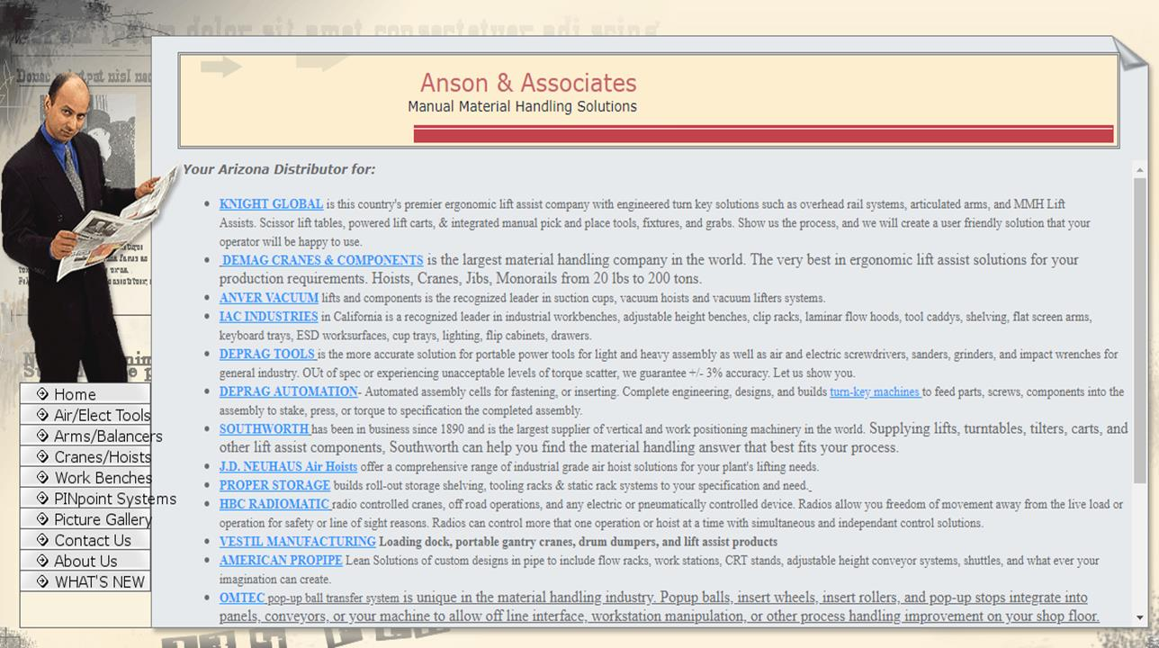 Anson & Associates