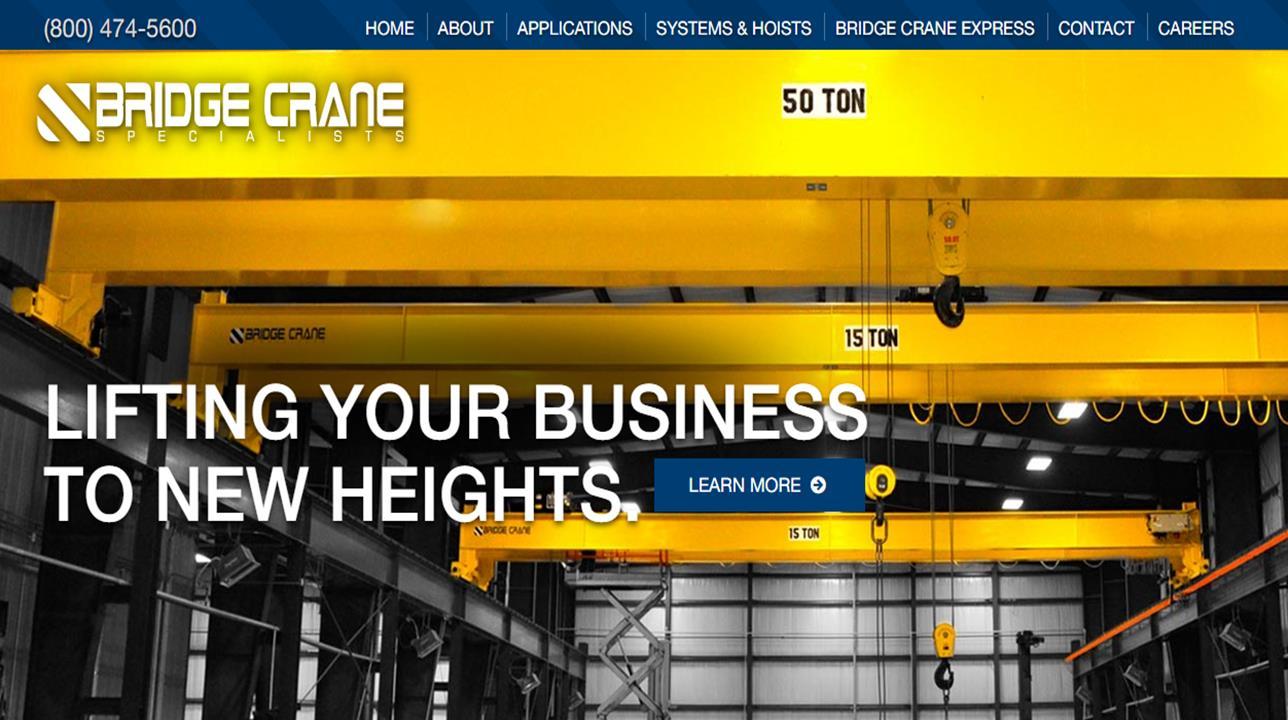 Bridge Crane Specialists, Ltd.