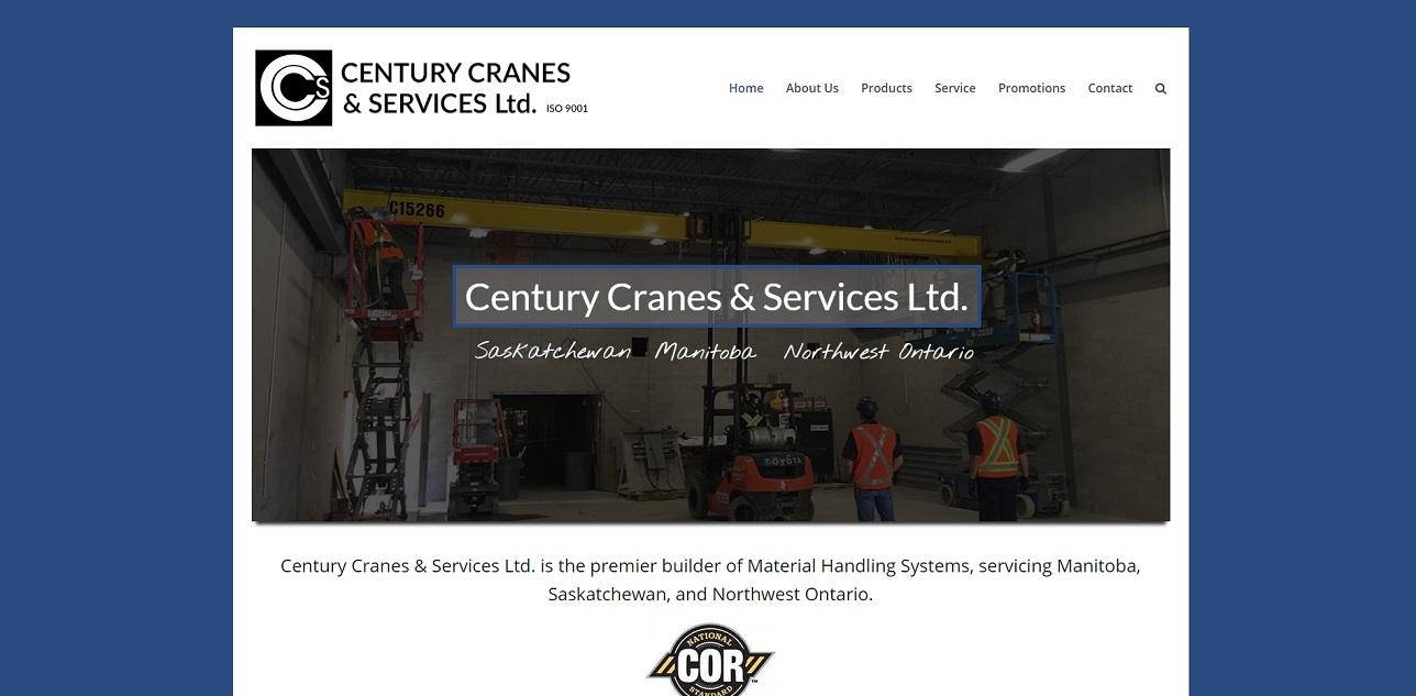 Century Cranes & Services, Ltd.