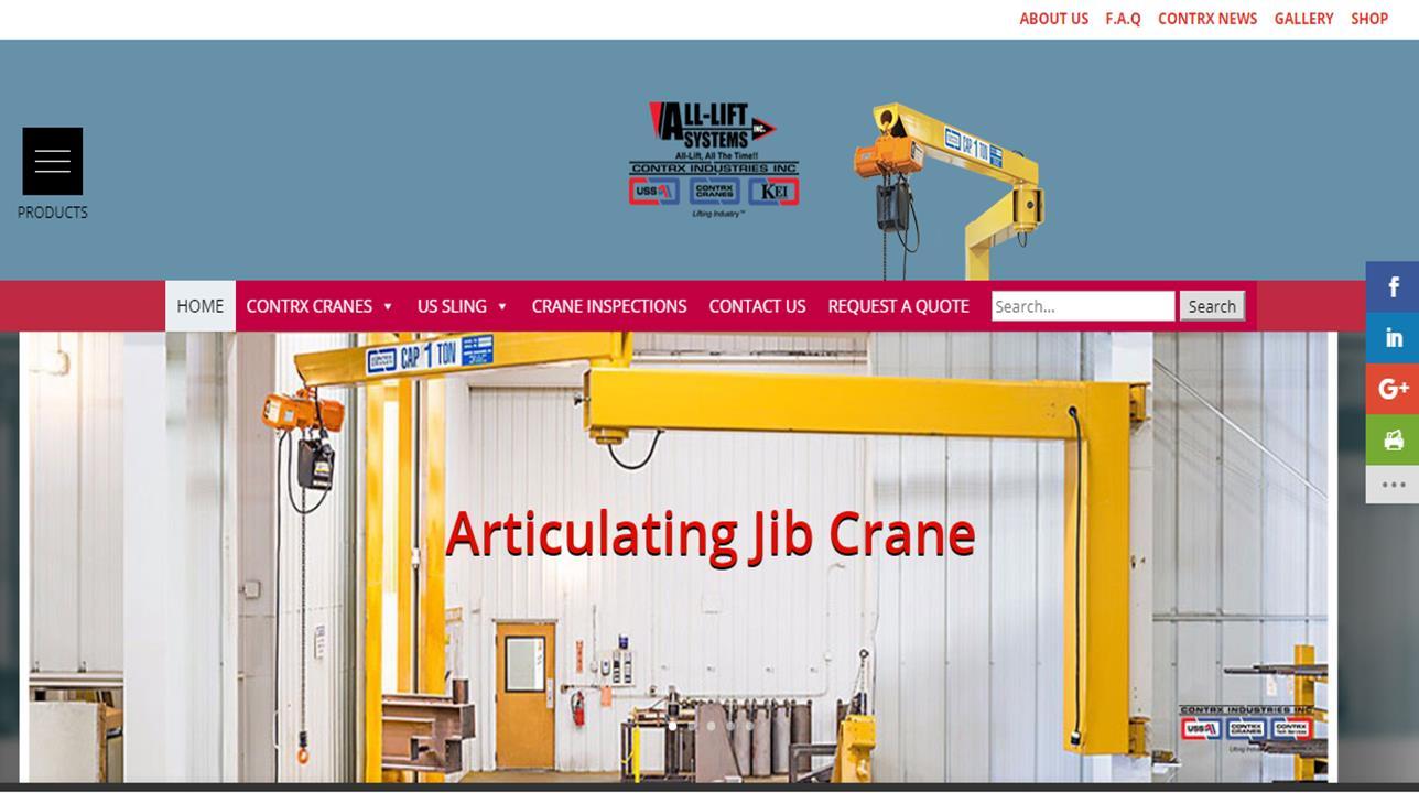 Contrx Cranes