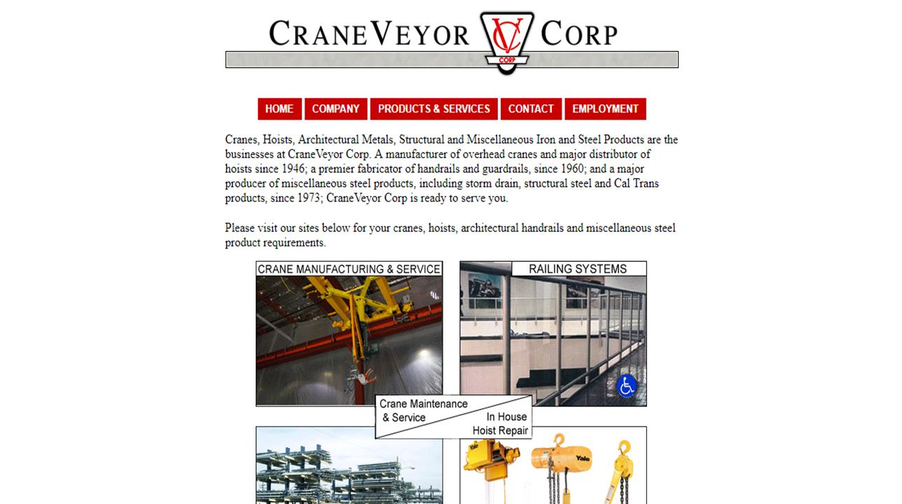 CraneVeyor Corp
