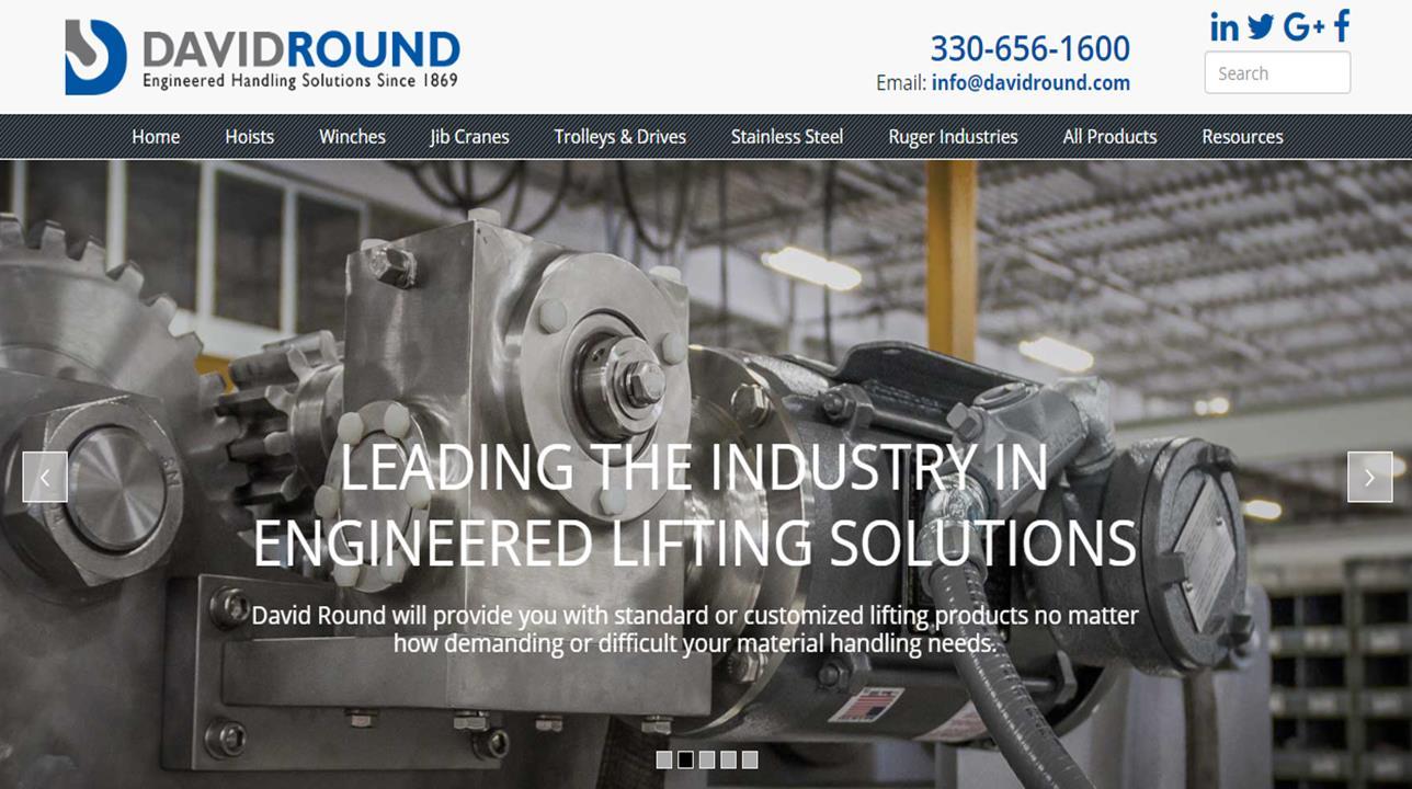 David Round, Inc.