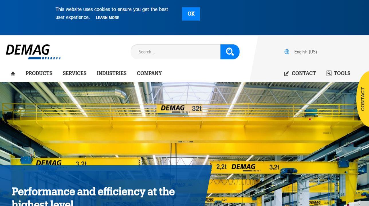 Demag Cranes & Components Corporation