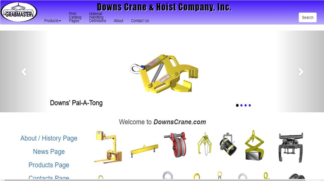 Downs Crane & Hoist Co., Inc.