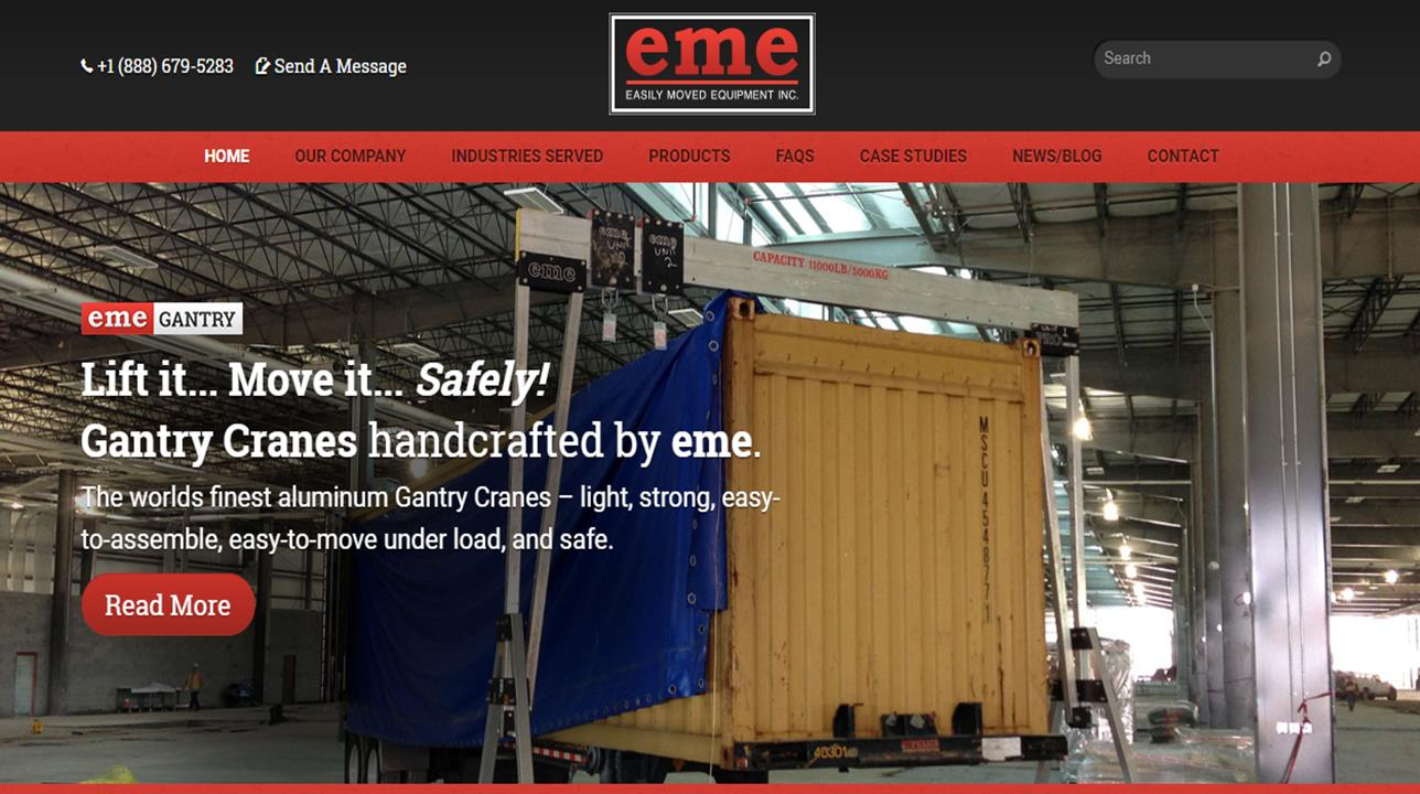 Easily Moved Equipment, Inc.