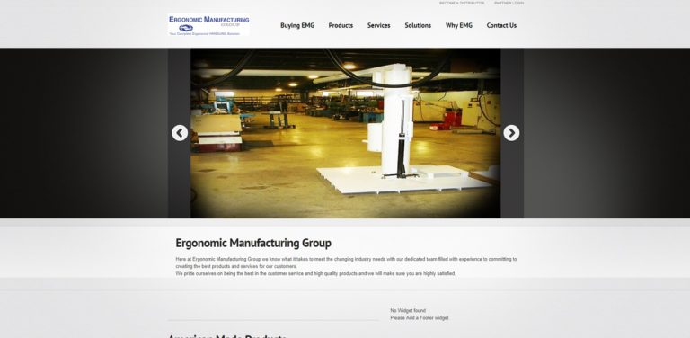 Ergonomic Manufacturing Group