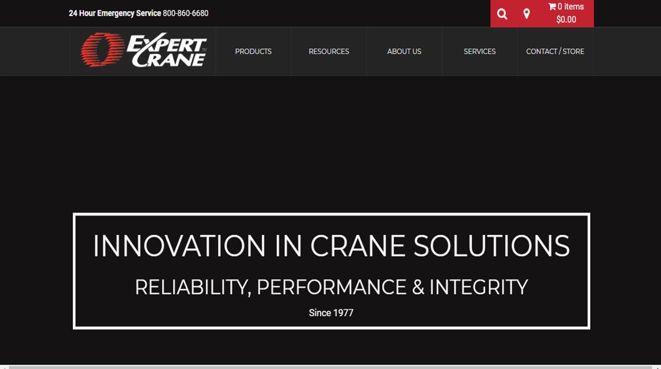 Expert Crane