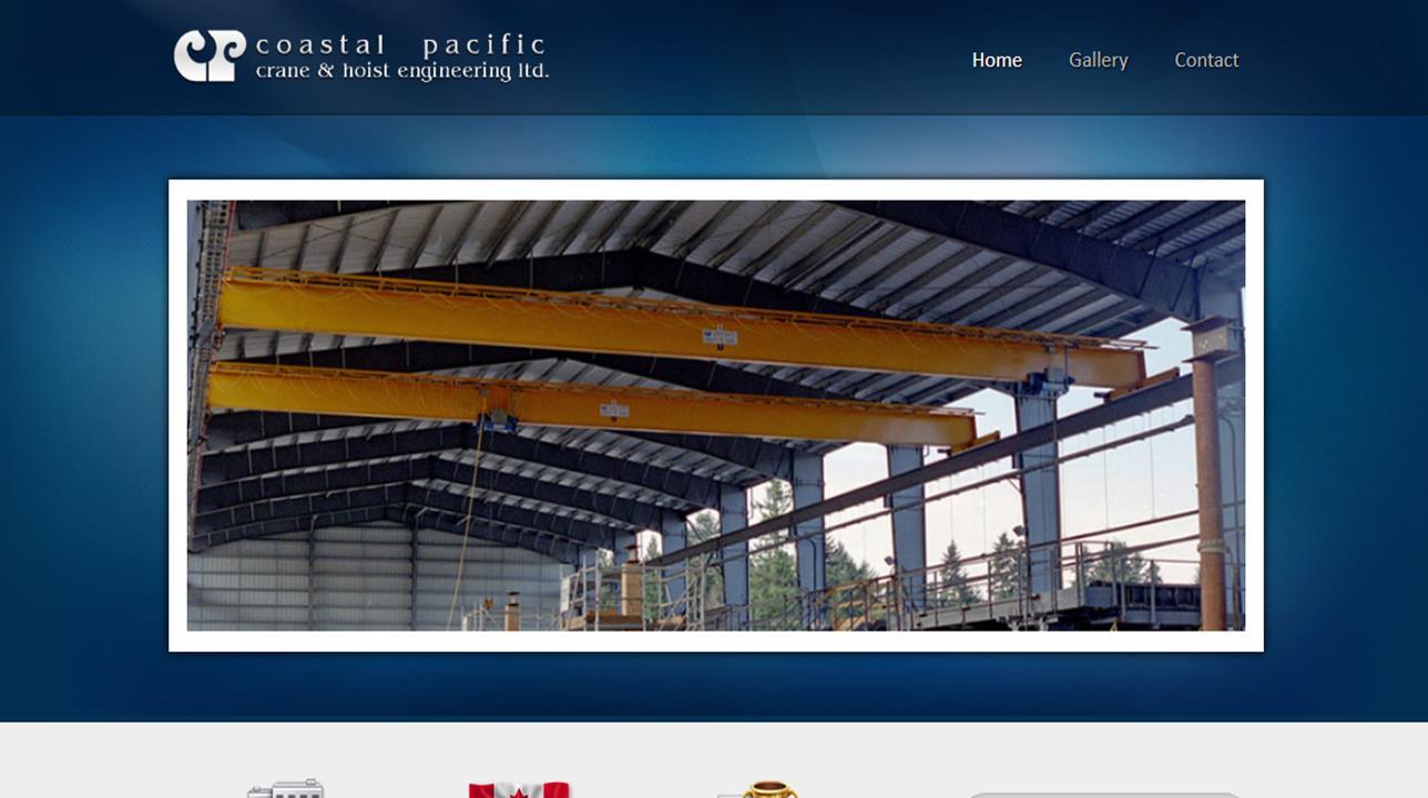 Coastal Pacific Crane & Hoist Engineering Ltd.