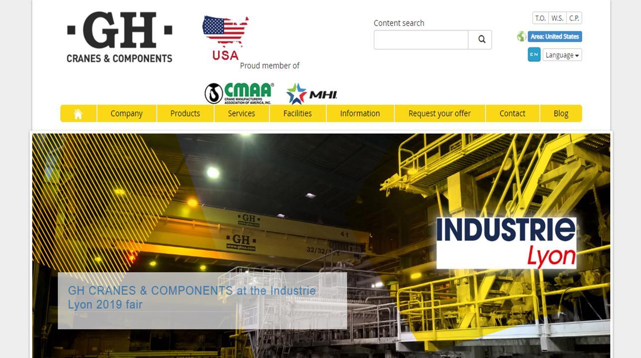GH Cranes Corporation