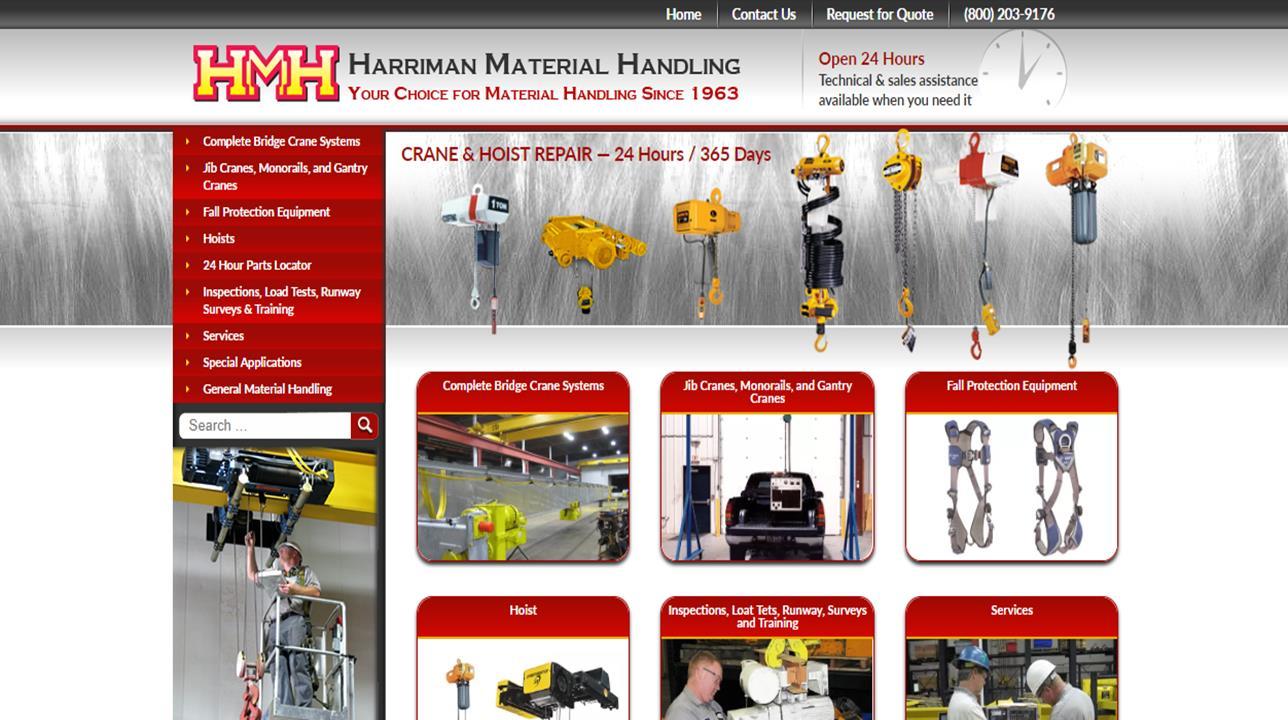 Harriman Material Handling