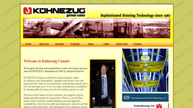 Kuhnezug Hoists & Cranes, Inc.