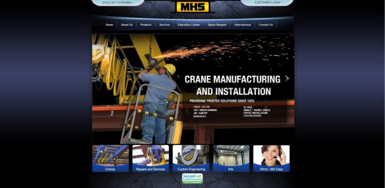 Material Handling Systems, Inc.