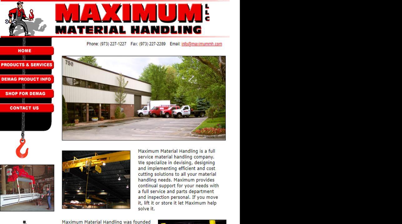 Maximum Material Handling LLC