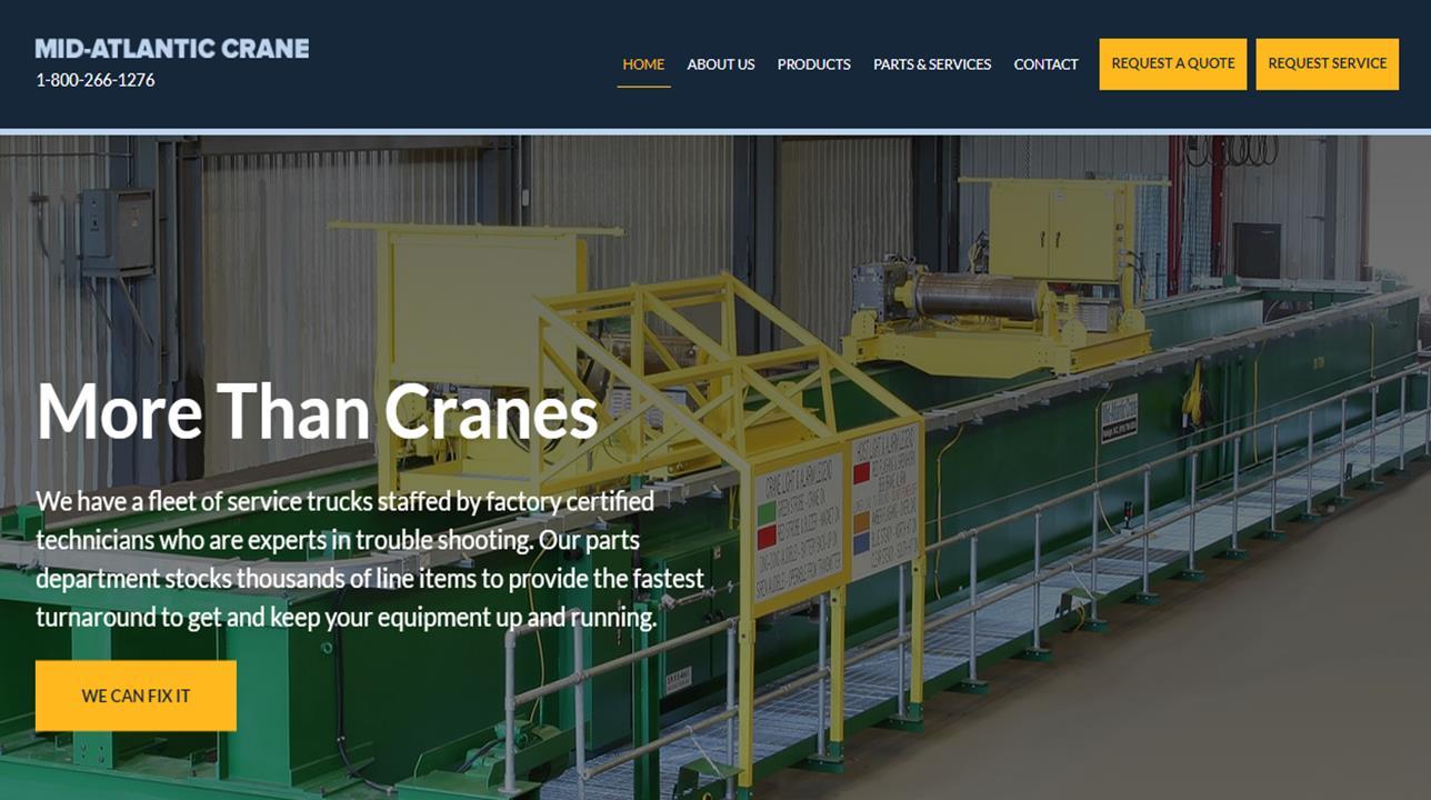Midwest Overhead Crane