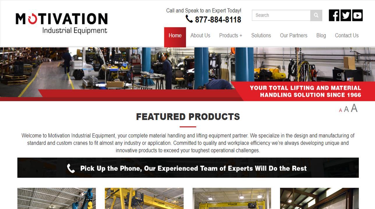 Motivation Industrial Equipment Ltd.