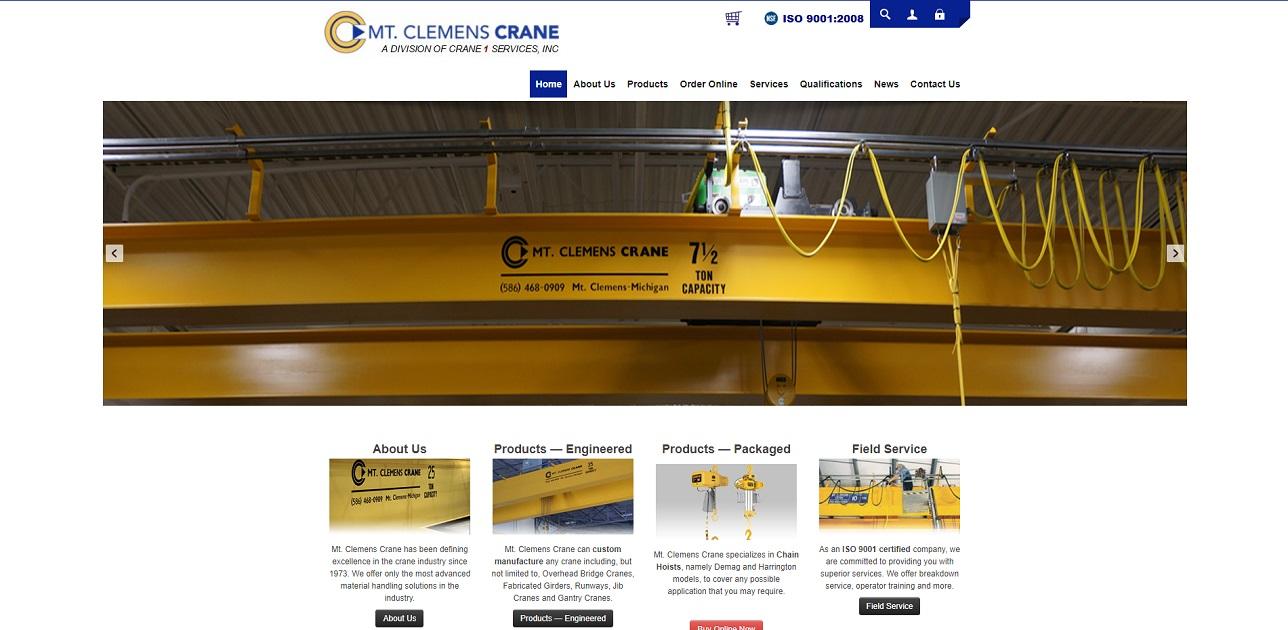 Mt. Clemens Crane & Service Co., Inc.