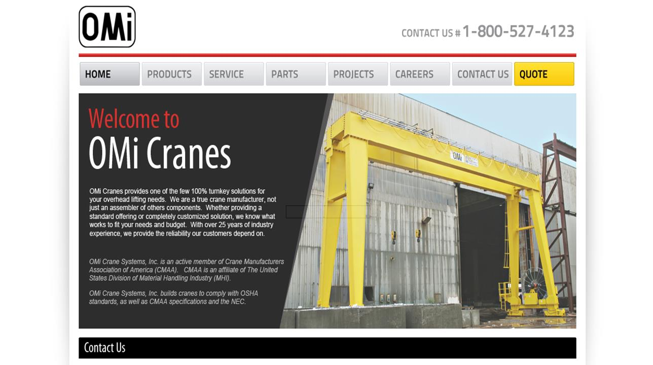 OMi Crane Systems, Inc.