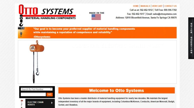 Otto Systems