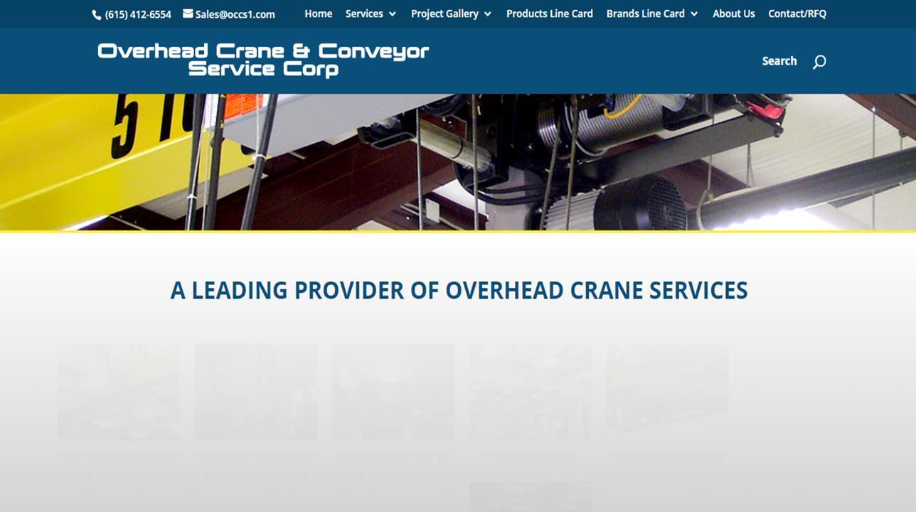 Overhead Crane & Conveyor Corp.