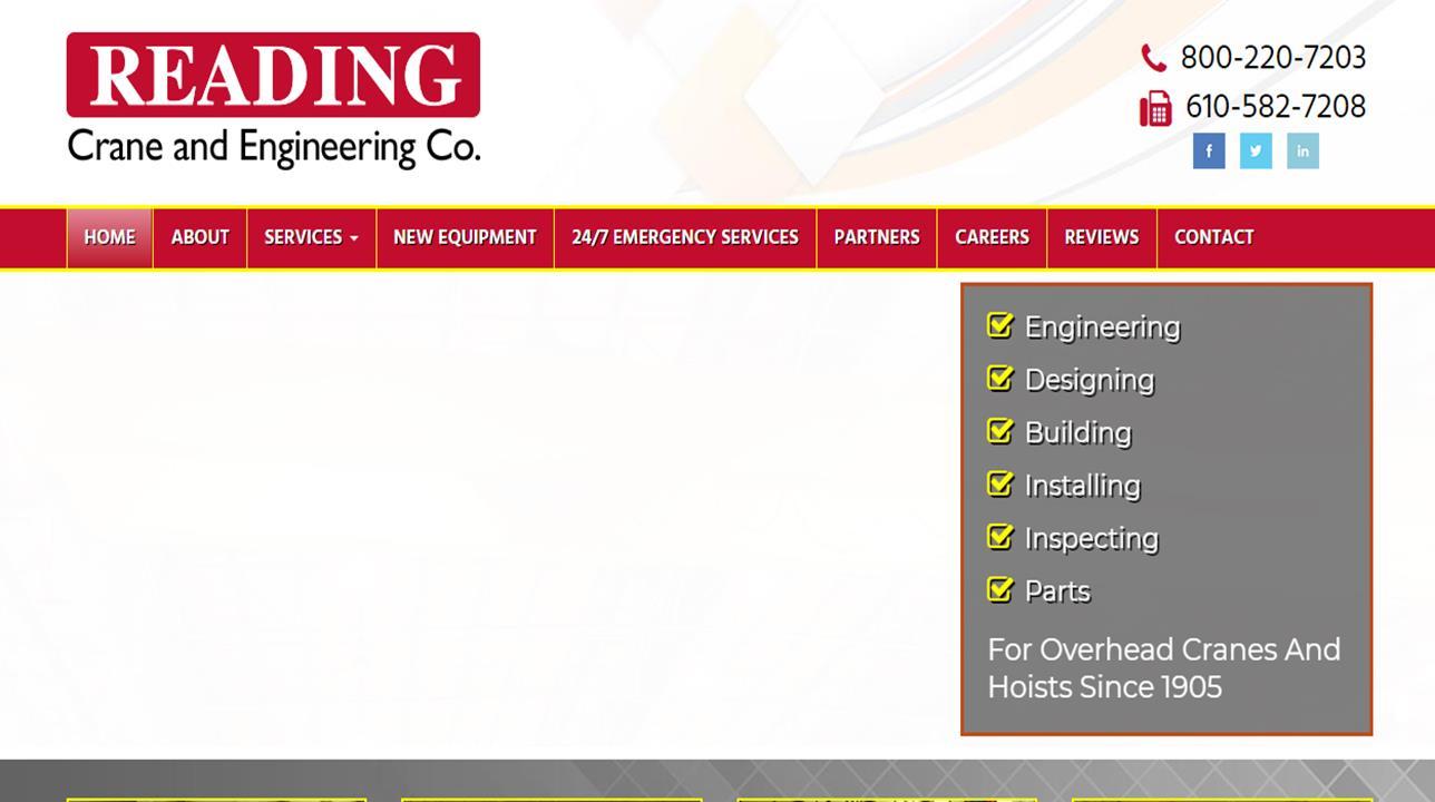 Reading Crane and Engineering Company