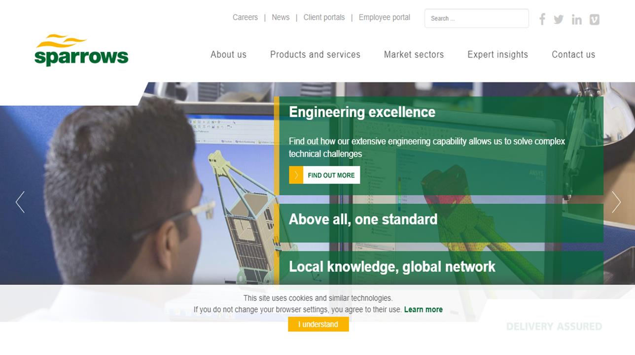 Sparrows Engineering & Operations