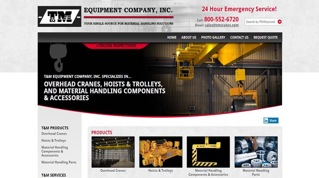T & M Equipment