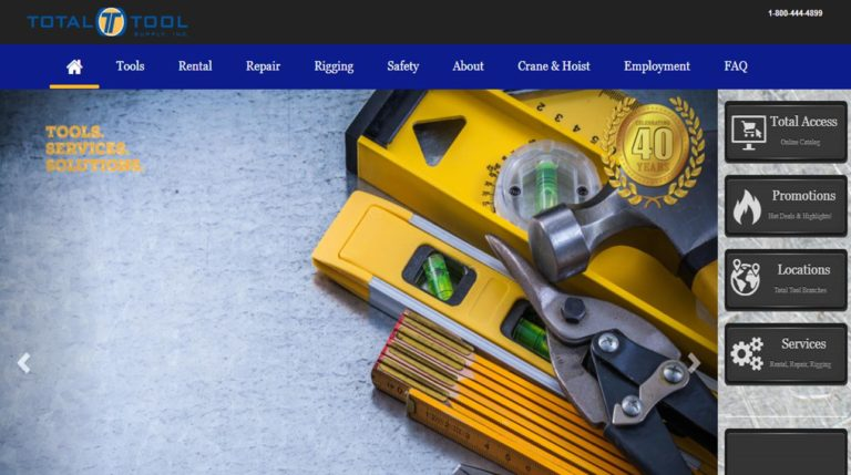 Total Tool Supply, Inc.