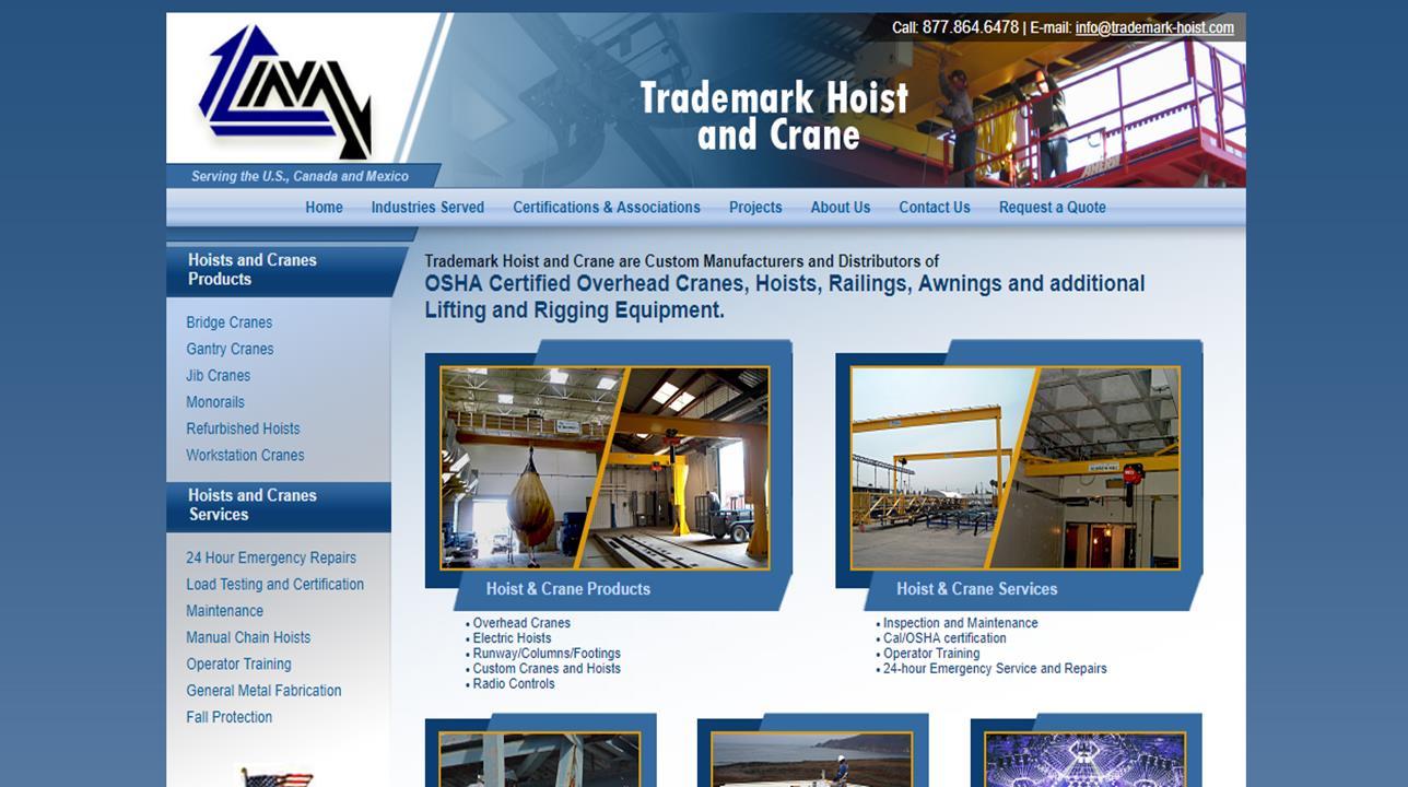 Trademark Hoist & Crane