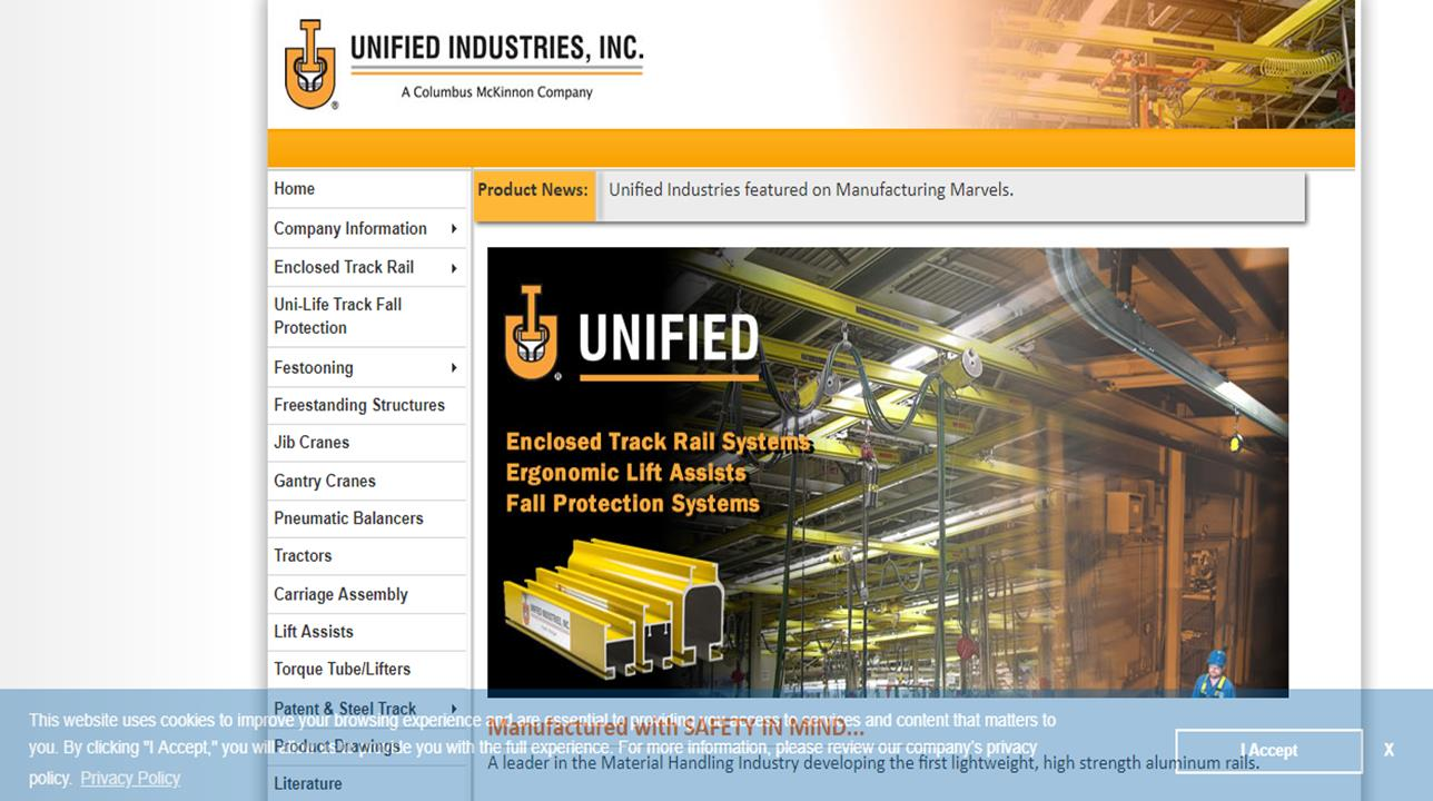 Unified Industries, Inc.