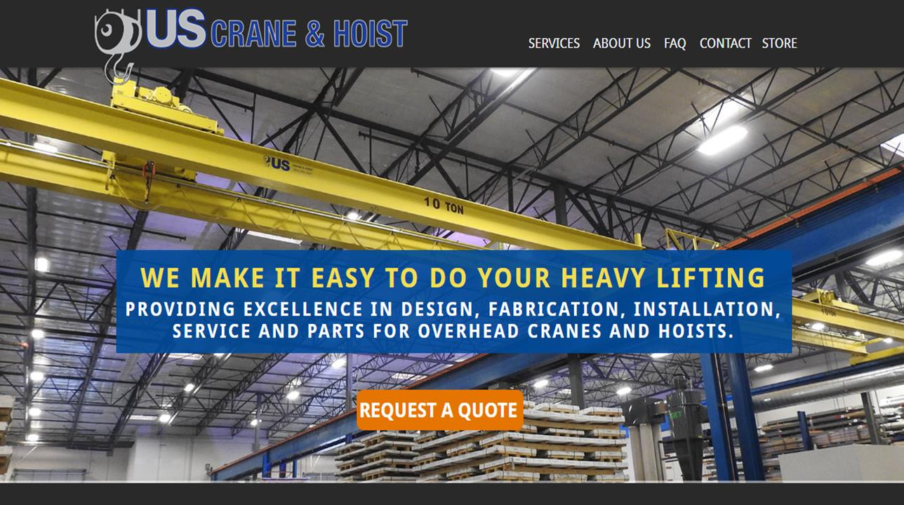 US Crane & Hoist, Inc.