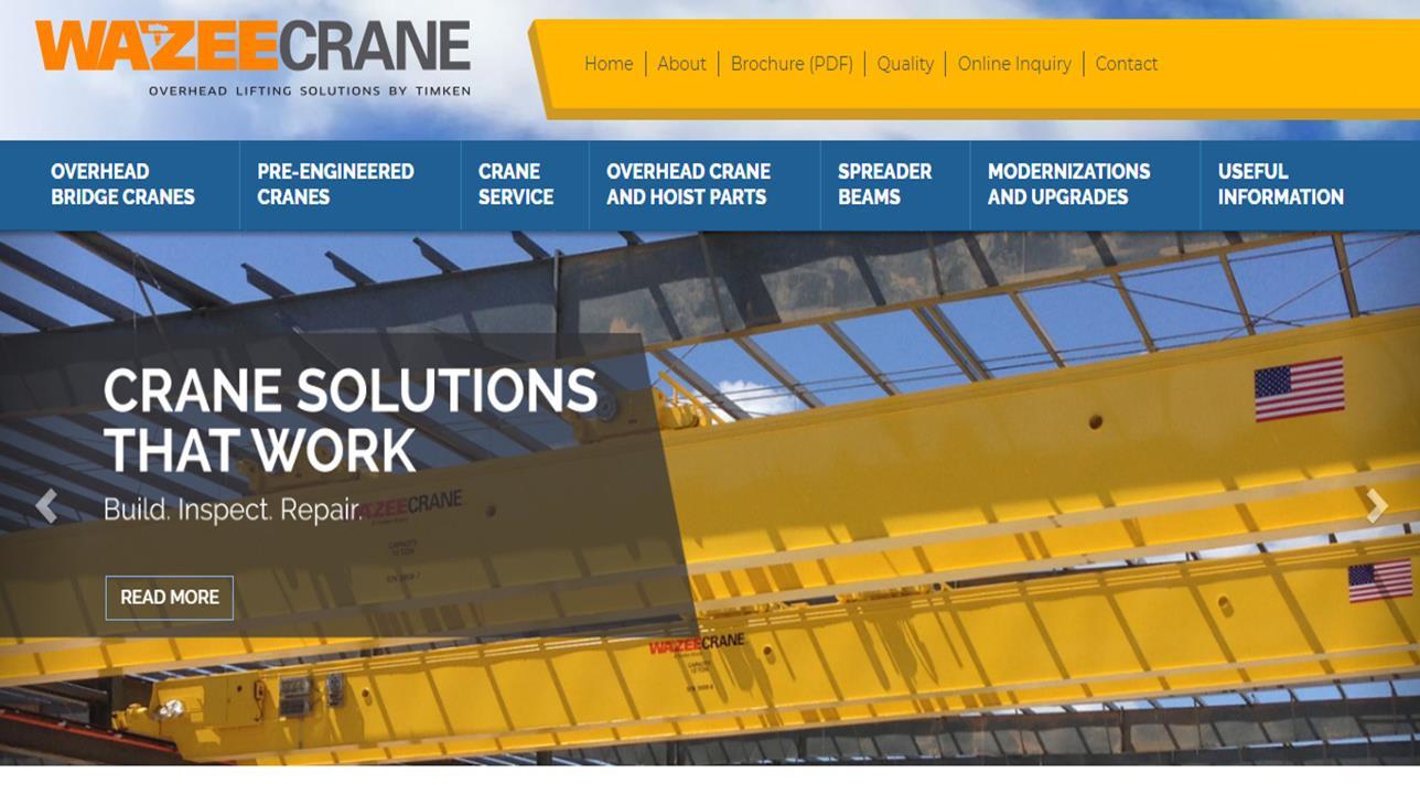 Wazee Crane