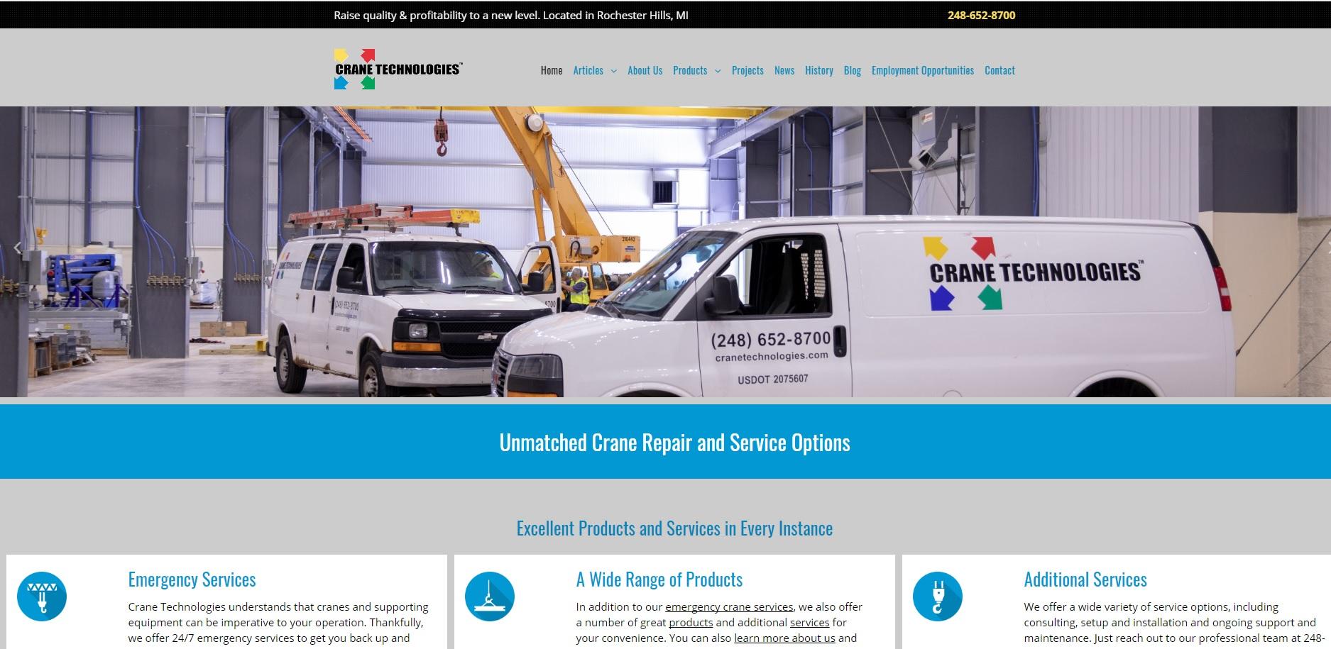 Crane Technologies Group, Inc.