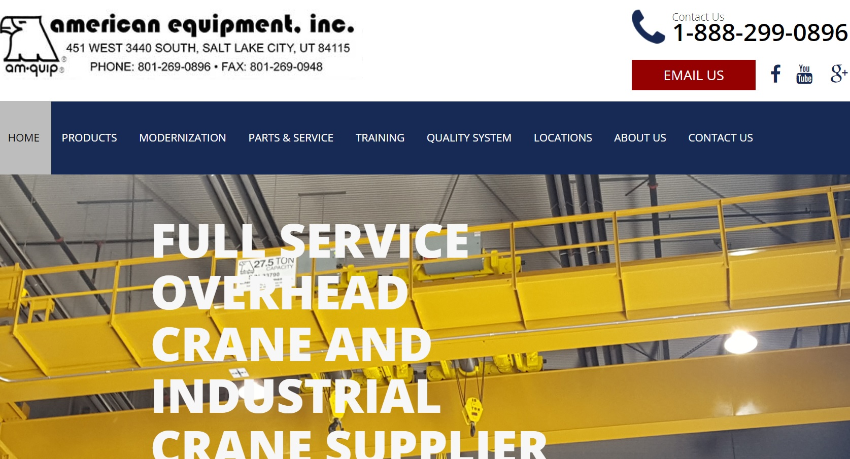 American Equipment, Inc.