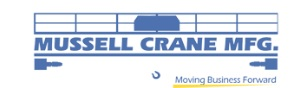 Mussell Crane Manufacturing Logo